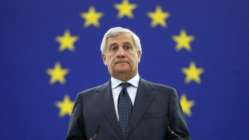 Tajani na udaru kritika zbog pohvala Musolinija