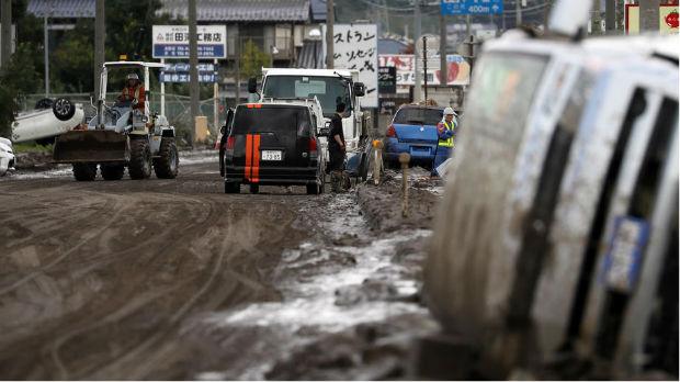 Tajfun odneo 70 života u Japanu