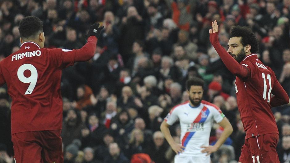 Tako se osvaja titula: Salah SVE pretvara u gol!