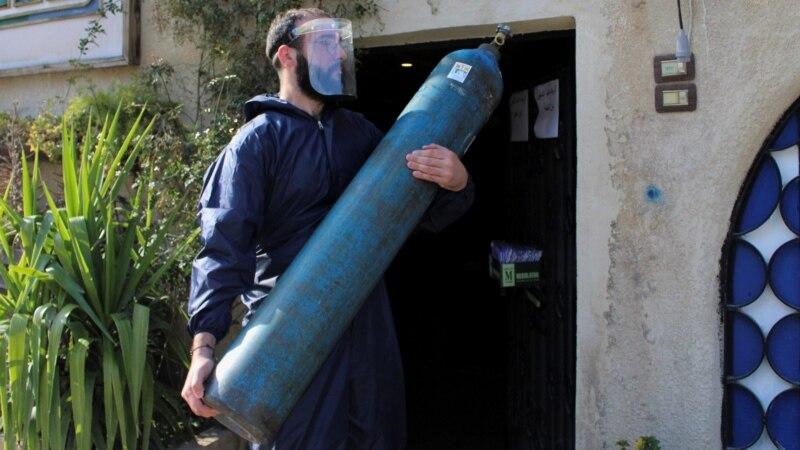 Talas Kovida 19 pogađa severnu Siriju, upozoravaju grupe za pomoć