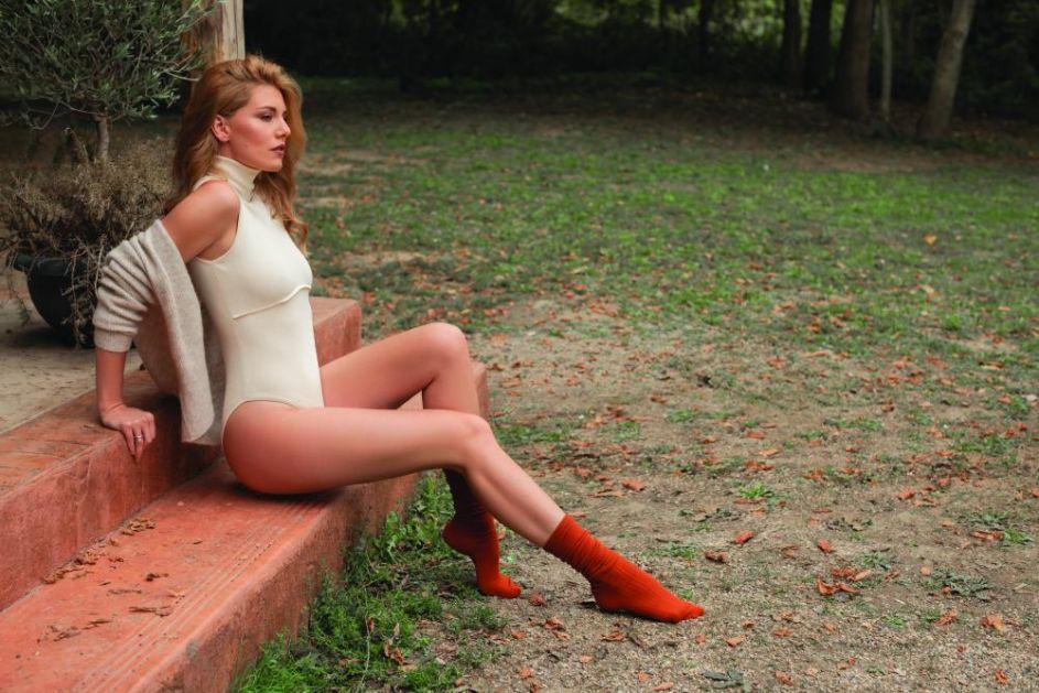 Tamara Dragičević krasi naslovnicu novembarskog izdanja Lepote i zdravlja, a evo kako je izgledalo snimanje