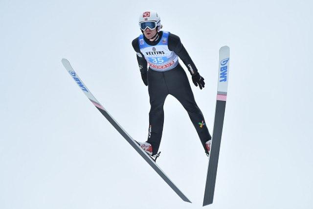 Tande pobednik takmičenja u ski skokovima u Poljskoj