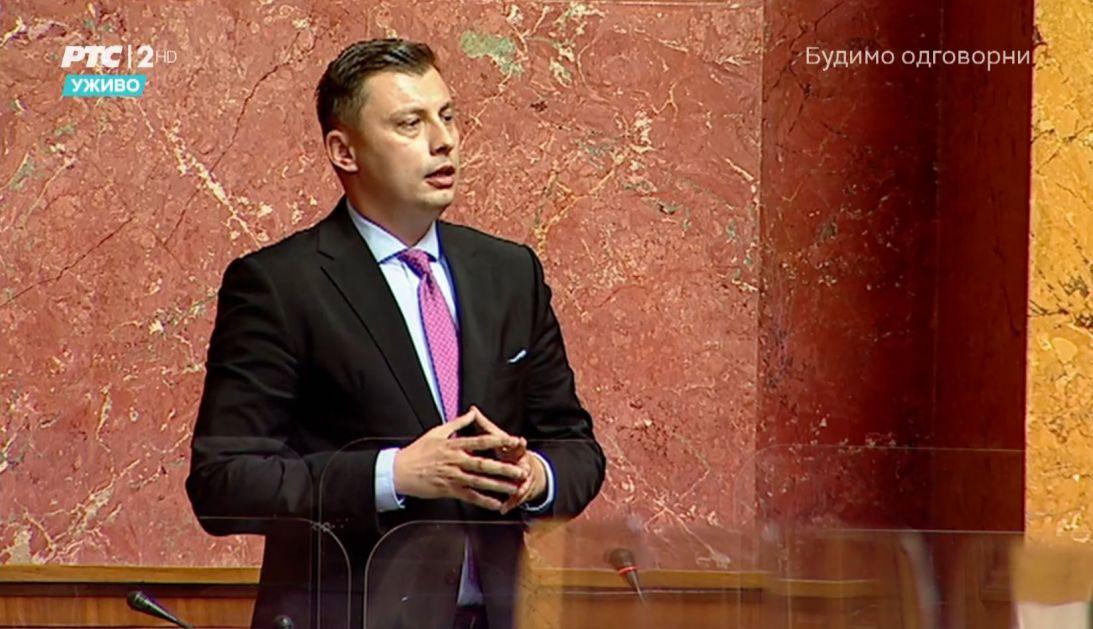 Tandir: Dačić mora voditi računa o izjavama, možemo da se ne slažemo, ali ne možemo da se vrijeđamo