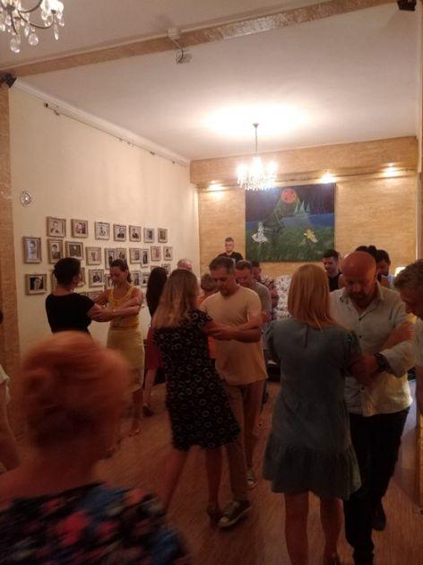Tango susret sa Mišom Plavšićem u Vršcu