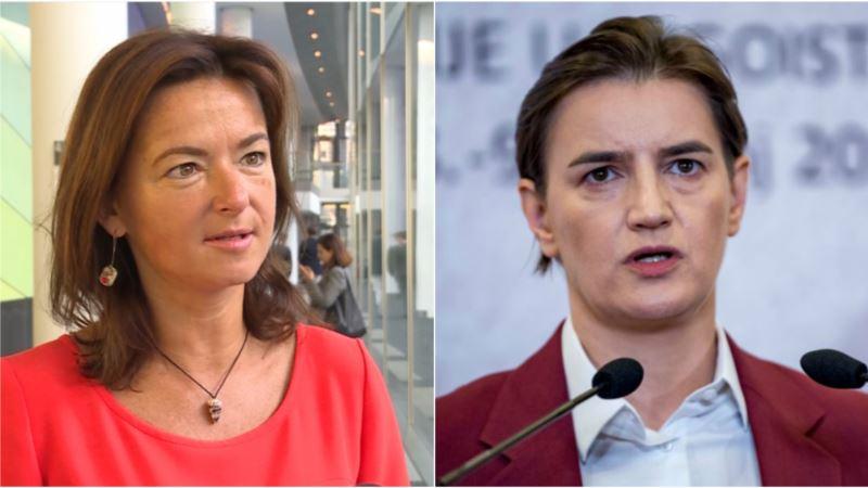 Tanja Fajon odgovara Ani Brnabić: Malo više poštovanja i pozitivne energije