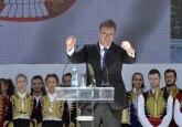 Tanjug: Vučić izrazio protest Stoltenbergu