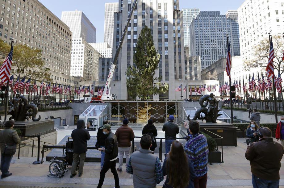 Tanjug u Njujorku:Grad koji nikad ne spava sada čeka buđenje