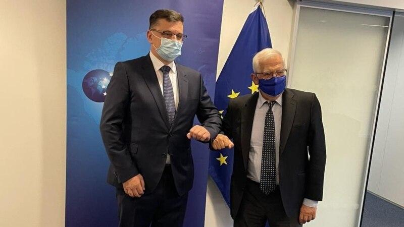 Tegeltija: Kandidatski status bio bi snažan podstrek za BiH