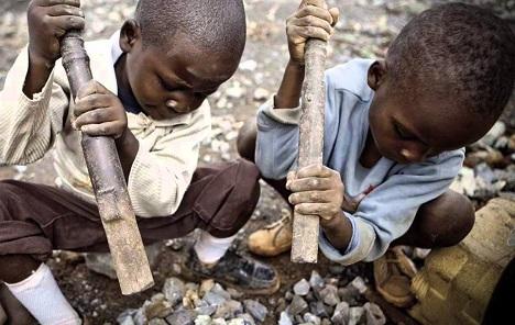 Tehnološki divovi optuženi za iskorištavanje dječjeg rada u Africi