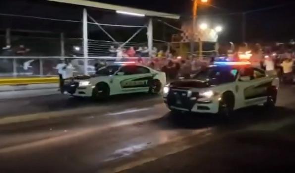 Teksaški policajci pod istragom zbog trke policijskim automobilima