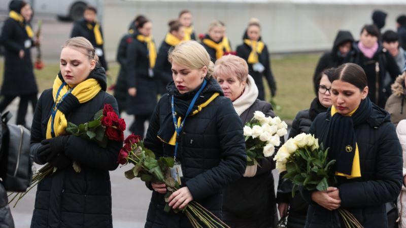 Tela 11 Ukrajinaca poginulih u avionu srušenom u Iranu vraćena kući