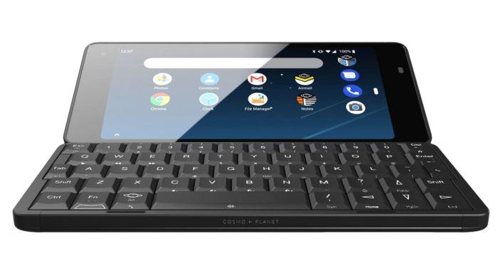 Telefon ili mini-laptop