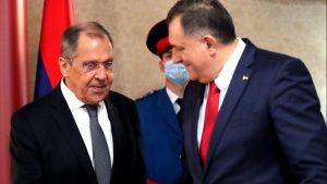 Telefonski razgovor Dodika i Lavrova: Nepotreban visoki predstavnik