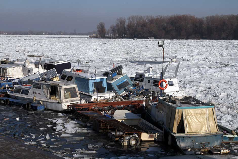 Telo muškarca nađeno u Dunavu na Adi Huji