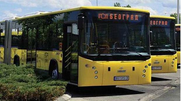 Telo muškarca pronađeno u autobusu GSP-a