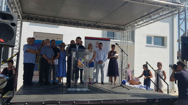 Temerin, ključevi od stanova za 20 porodica izbeglih iz BiH i Hrvatske