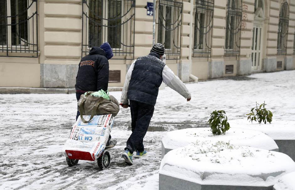 Temperatura možda poraste tek da popusti led