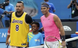 Teniseri odaju počast Brajantu na Australijan openu