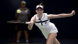 Teniserka Nina Stojanović poražena u drugom kolu OI