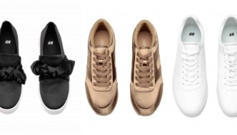 Tenisice koje želimo nositi: 6 ludo dobrih modela iz H&M-a!