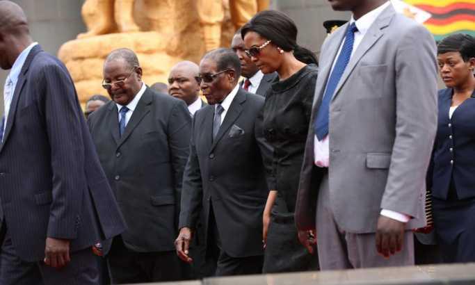 Tenkovi krenuli na Harare: Počeo vojni puč u Zimbabveu