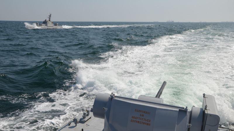 Tenzije Rusije i Ukrajine u Azovskom moru