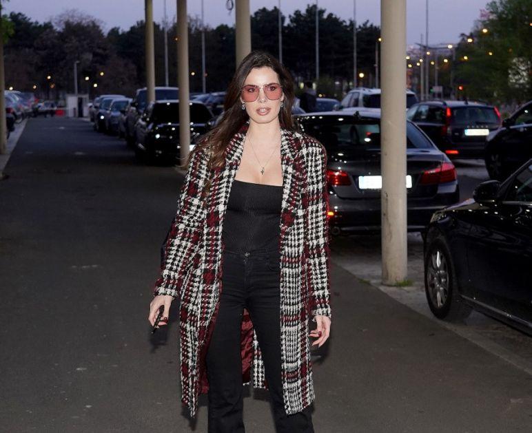 Teodora Bjelica održala lekciju stila: Glumačka zvezda u usponu je modna ikona (foto)