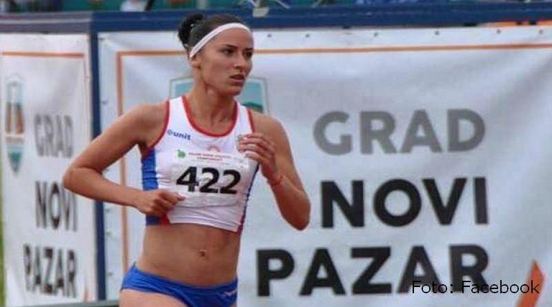 Teodora Simović najbrža u Beogradu