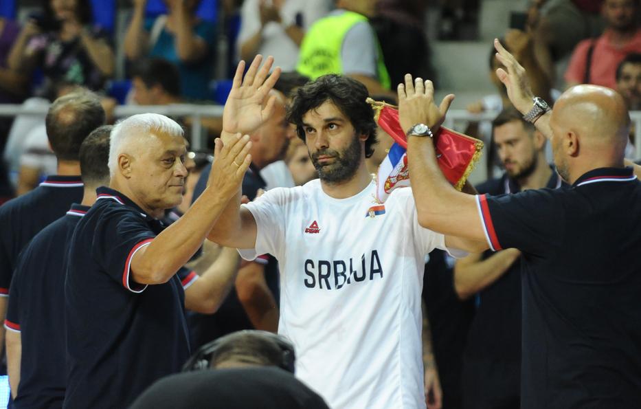 Teodosić NE MOŽE, ovo je tim Srbije za Mundobasket!