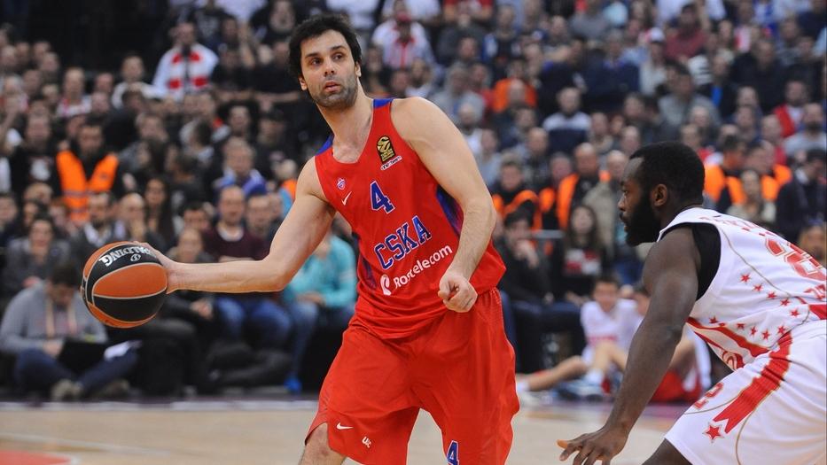 Teodosić dao reč Vatutinu, dolazi u CSKA?