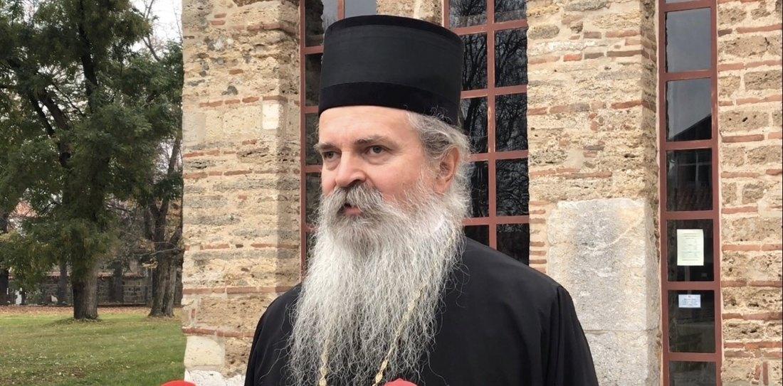 Episkop Teodosije upućen na bolničko lečenje zbog korone