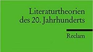 Teorije književnosti u 20. stoleću