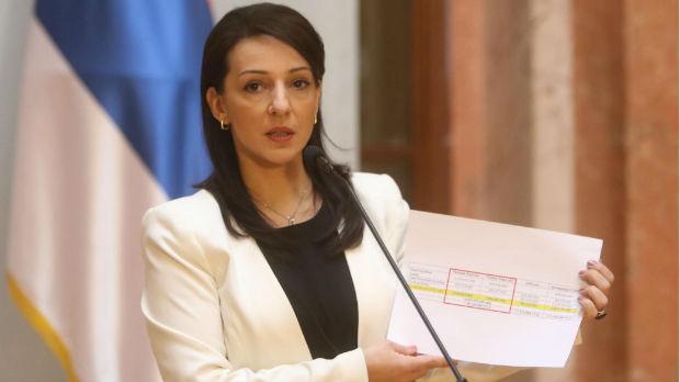 Tepić: NBS omogućila Tešiću da preprodaje oružje u devizama i ne plaća porez