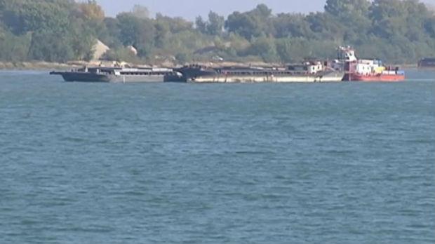 Teretnjaci na Dunavu sve teži