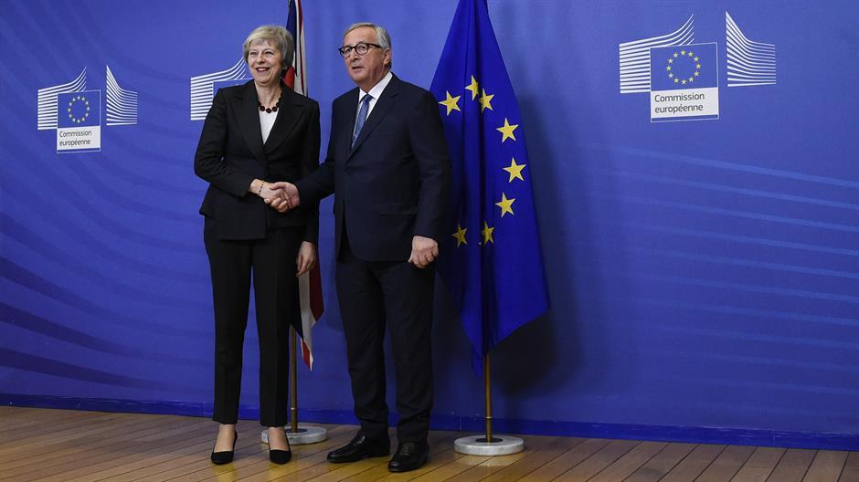 Tereza Mej: Brisel nam neće dati drugi sporazum