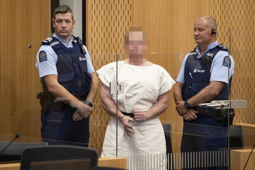 Terorista iz Christchurcha se prvi put pojavio na sudu