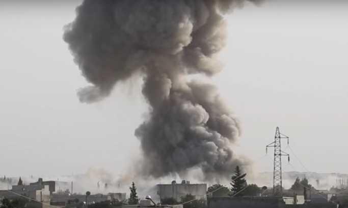 Teroristi napali tri sirijske provincije