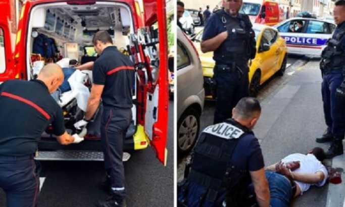 Terorizam u Francuskoj:  Sedam osoba povređeno u napadu muškarca, koji je vikao Alahu Akbar