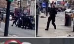 Terotistički napad u Londonu: Muškarac izbo više ljudi, policajci ga ubrzo upucali (VIDEO)