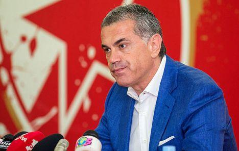 Terzić najavio izgradnju novog stadiona od 200 miliona evra
