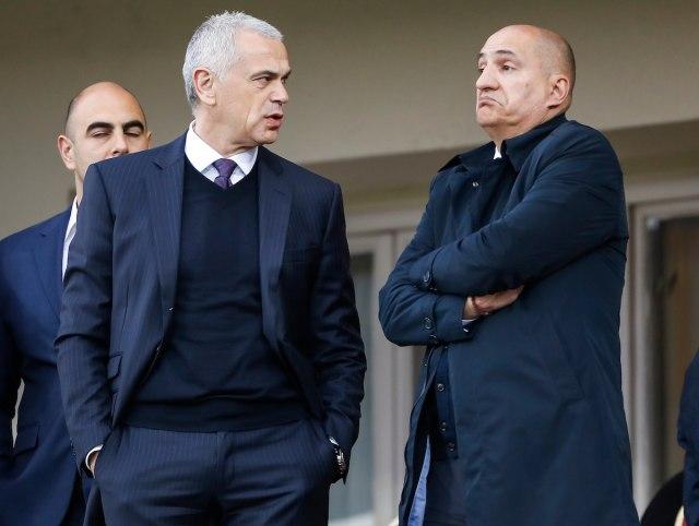 Terzić odbio Grke: Platili smo preko dva miliona, potreban nam je za LŠ