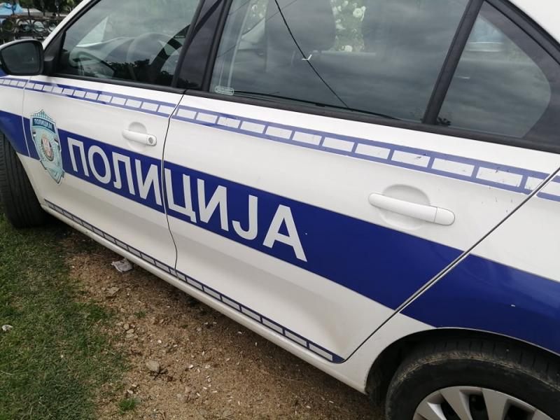 Teška saobraćajka kod Hana: Dve osobe teško povređene