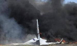 Teška tragedija u SAD-u! Srušio se avion na raskrsnici, ima mrtvih! (FOTO, VIDEO)