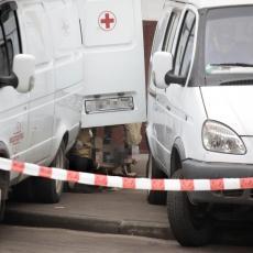 Teško povređene 4 osobe kod Sićevačke klisure: Hitno prevezene u Klinički, stanje nepoznato