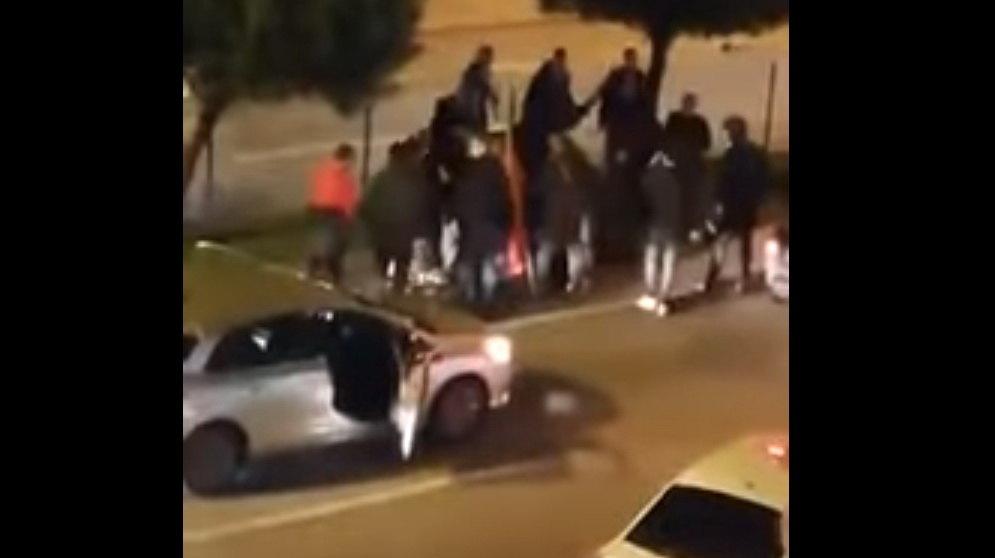 Teško pretučen mladić u Podgorici jer je podigao tri prsta? (VIDEO)