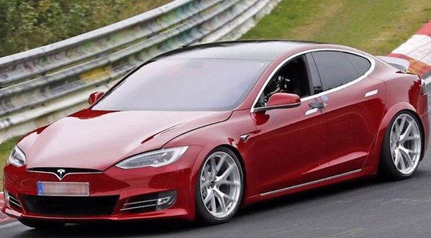 Tesla Model S navodno prošao Nirburgringom puno brže od Porsche Taycana