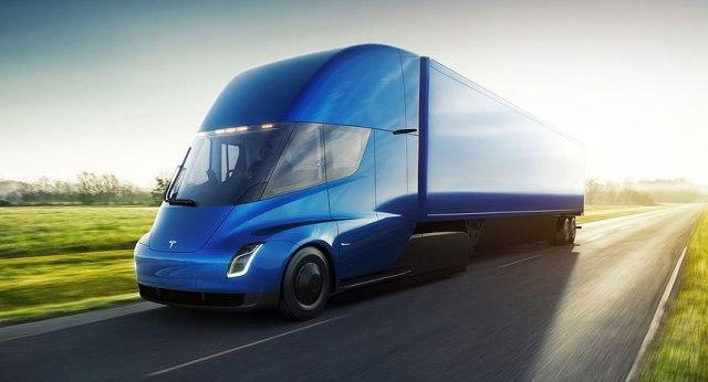 Tesla odlaže kamion za 2022. godinu