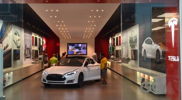Tesla otvara svoju prvu prodavnicu vozila u Sloveniji