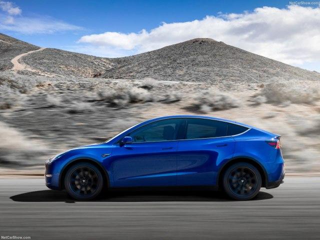 Tesla počinje proizvodnju Modela Y sa sedam sedišta