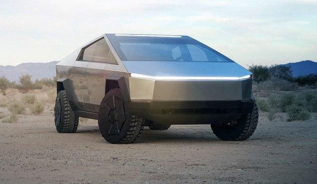 Tesla promenio redosled – prvo će lansirati skuplje verzije električnog kamioneta